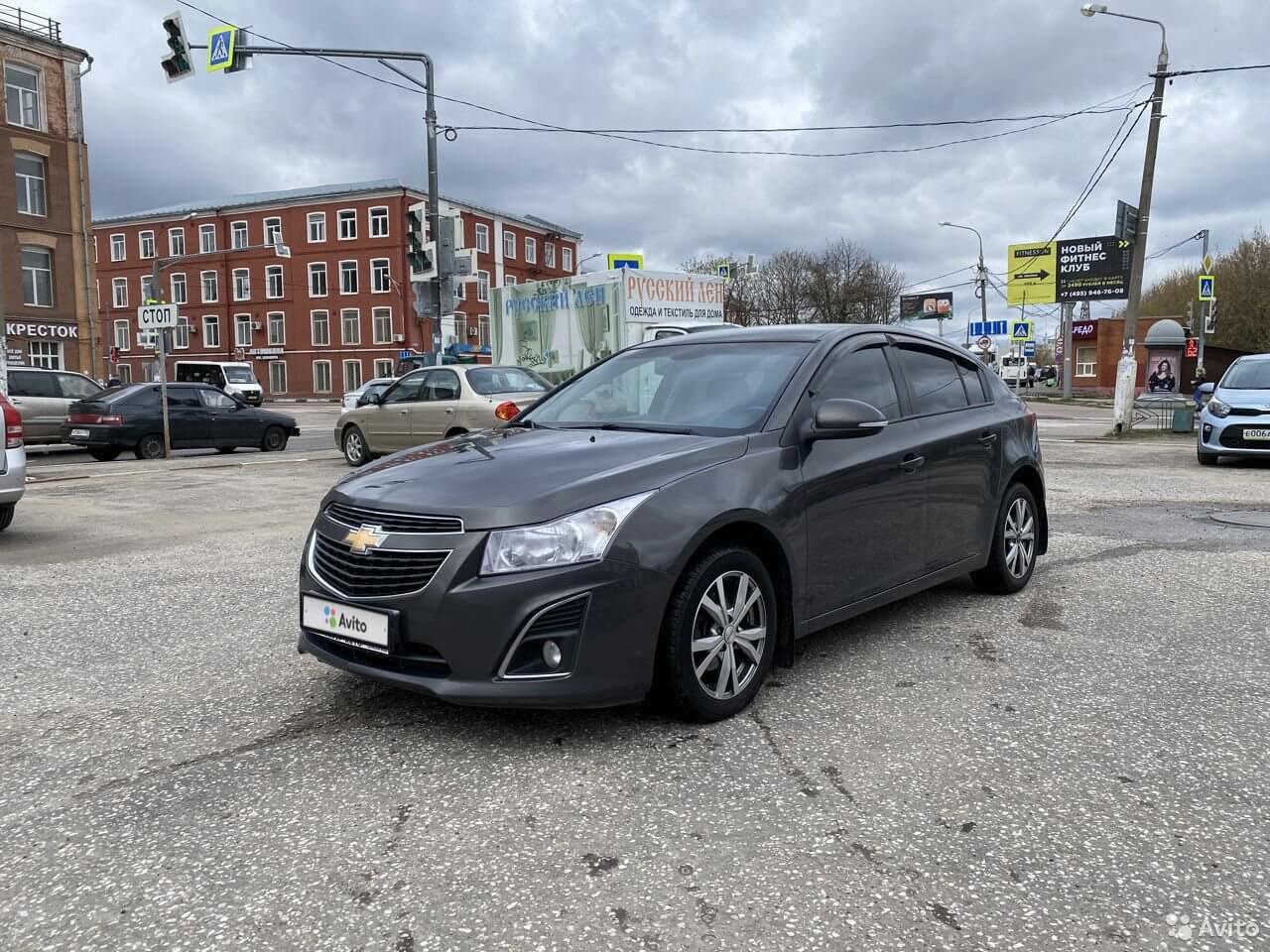 Chevrolet Cruze, 201401 (1)